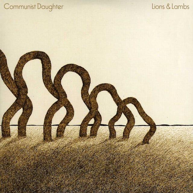 Communist Daughter LIONS & LAMBS CD