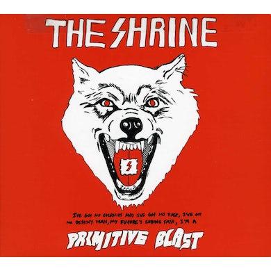 Shrine PRIMITIVE BLAST CD