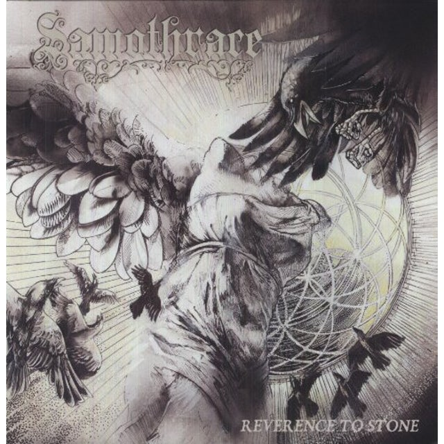 Samothrace REVERENCE TO STONE Vinyl Record