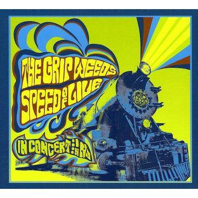 GRIP WEEDS SPEED OF LIVE CD