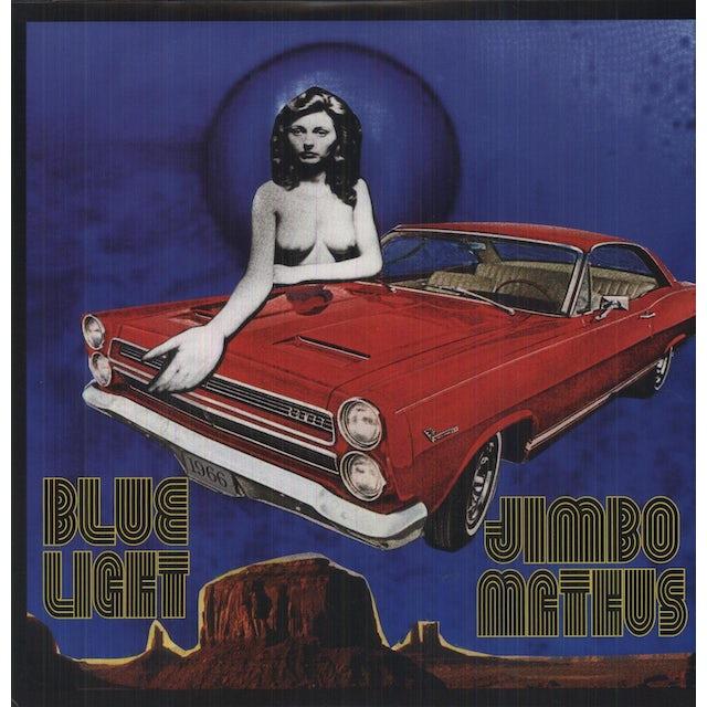 Jimbo Mathus BLUE LIGHT Vinyl Record