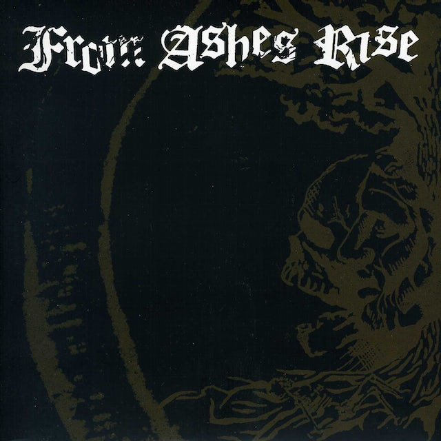 From Ashes Rise REJOICE THE END / RAGE OF SANITY Vinyl Record