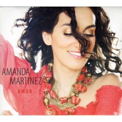Amanda Martinez AMOR CD