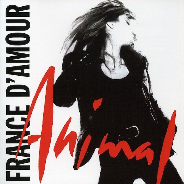 France D'Amour ANIMAL CD