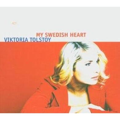 Viktoria Tolstoy MY SWEDISH HEART CD