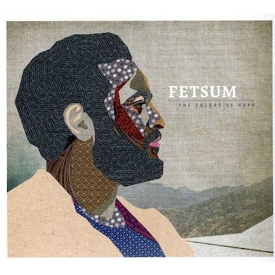Fetsum COLORS OF HOPE CD