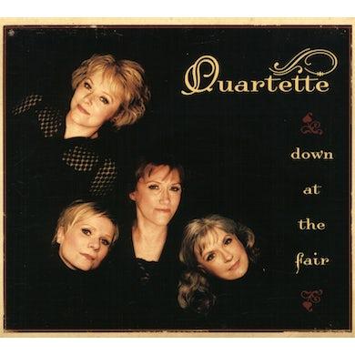 Quartette DOWN AT THE FAIR CD