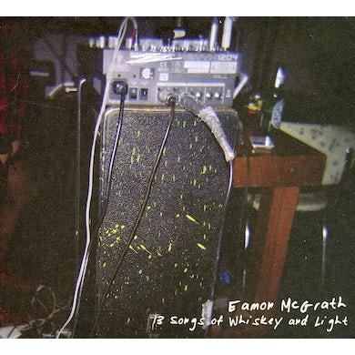 Eamon Mcgrath 13 SONGS OF WHISKEY & LIGHT CD
