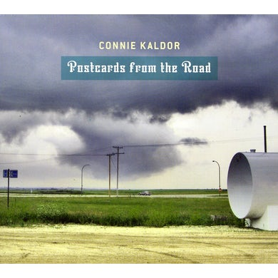 Connie Kaldor POSTCARDS FROM THE ROAD CD
