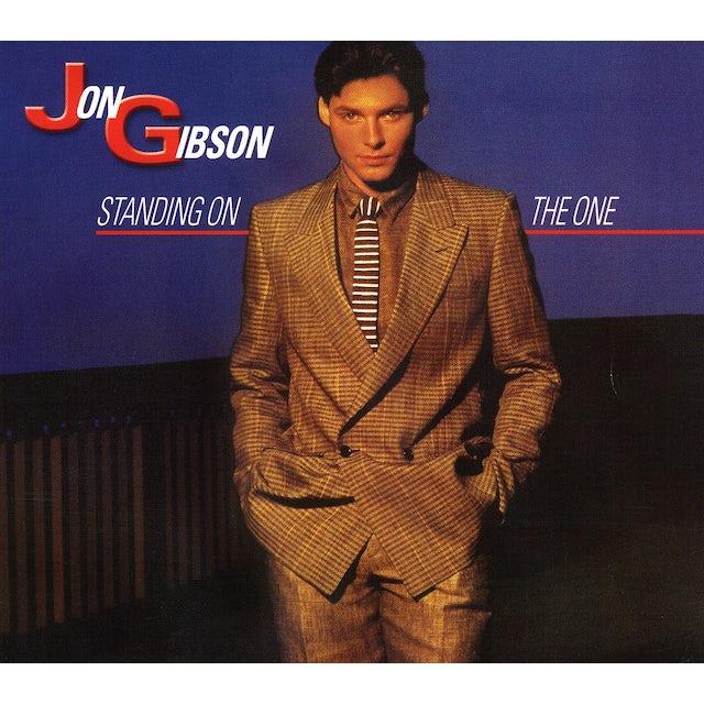 Jon Gibson STANDING ON THE ONE CD