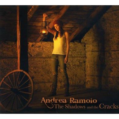Andrea Ramolo SHADOWS & THE CRACKS CD