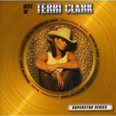 Terri Clark BEST OF: SUPERSTAR SERIES CD