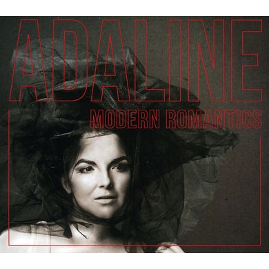 Adaline MODERN ROMANTICS CD