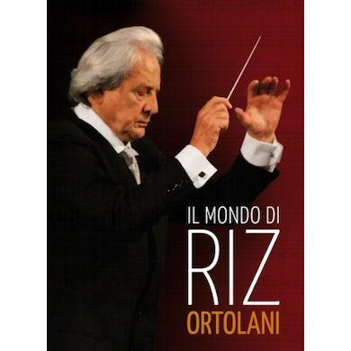 IL MONDO DI RIZ ORTOLANI CD