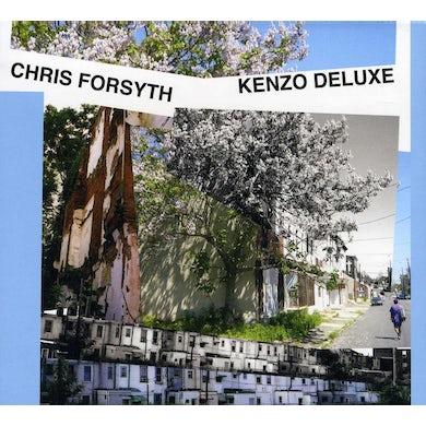 Chris Forsyth KENZO CD