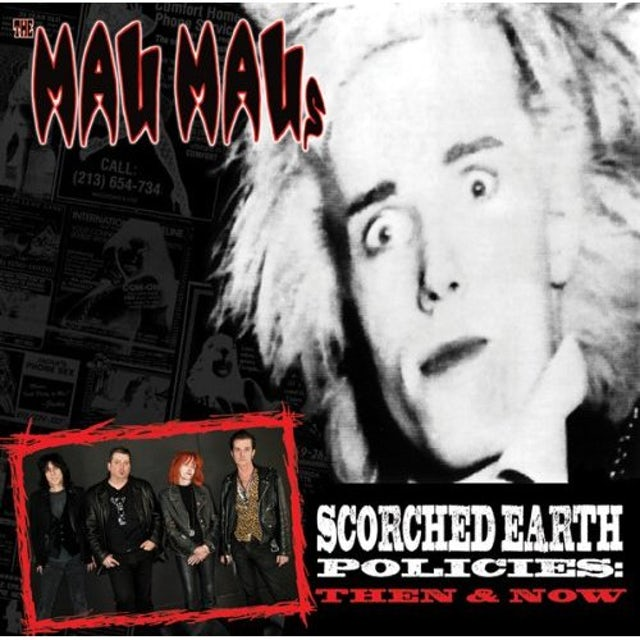 Mau Maus SCORCHED EARTH POLICIES: THEN & NOW Vinyl Record