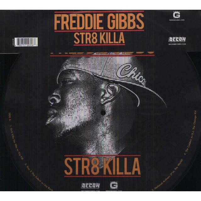 Freddie Gibbs STR8 KILLA Vinyl Record