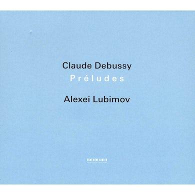 Alexei Lubimov DEBUSSY: PRELUDES CD