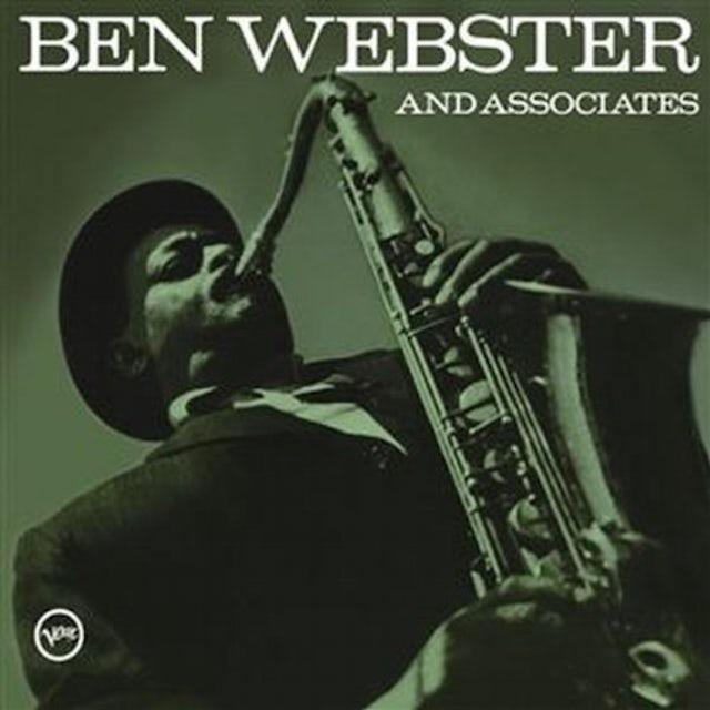 Ben Webster & Associates Vinyl Record