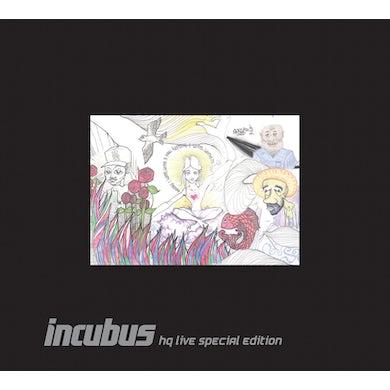 INCUBUS HQ LIVE CD