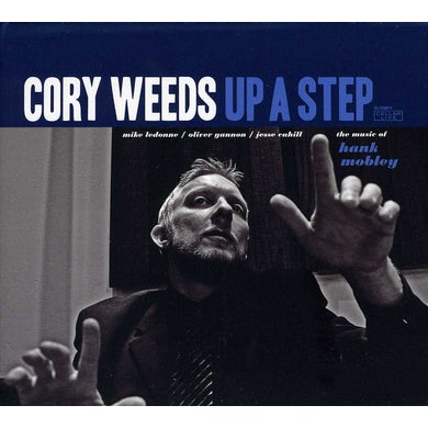 Cory Weeds UP A STEP CD