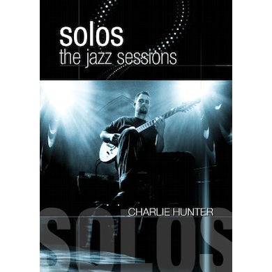 SOLOS: THE JAZZ SESSIONS DVD