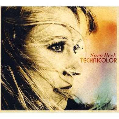 Sara Beck TECHNICOLOR CD