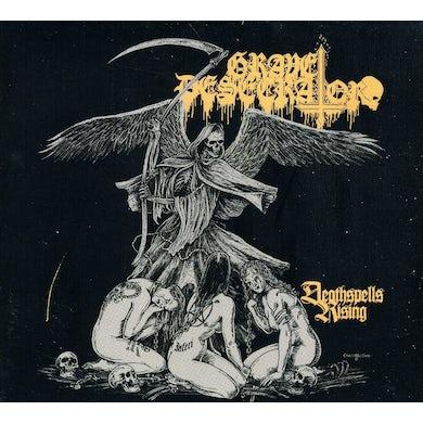 Grave Desecrator DEATHSPELLS RISING CD