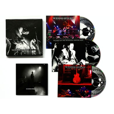 The Reverend Horton Heat 25 TO LIFE CD