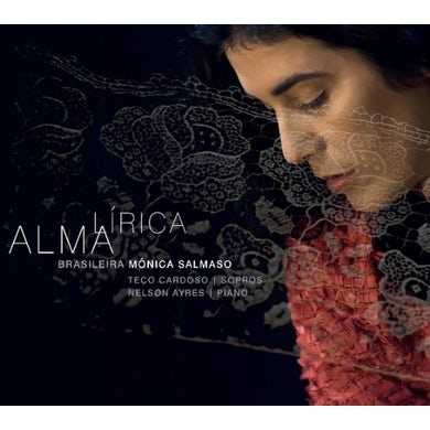 Monica Salmaso ALMA LIRICA CD