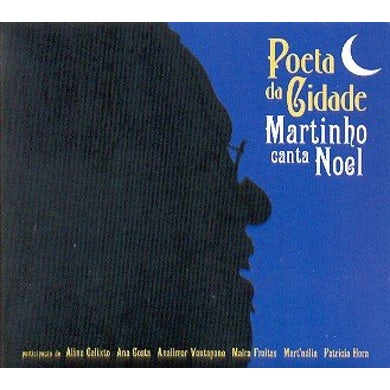 Martinho da Vila POETA DA CIDADE MARTINHO CANTA NOEL CD