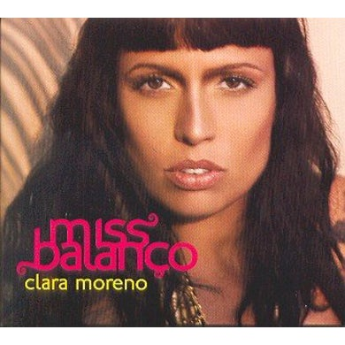Clara Moreno MISS BALANCO CD