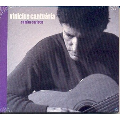 Vinicius Cantuaria SAMBA CARIOCA CD