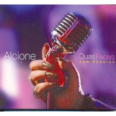 Alcione DUAS FACES: JAM SESSION CD