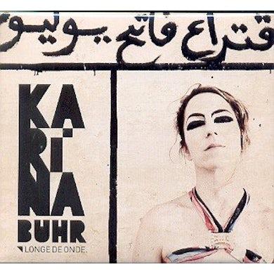 Karina Buhr LONGE DE ONDE CD