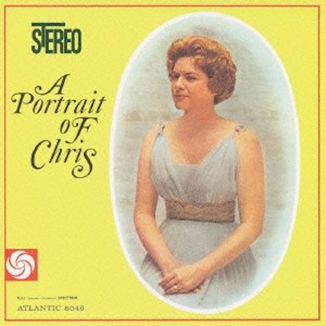 Chris Connor PORTRAIT OF CHRIS CD