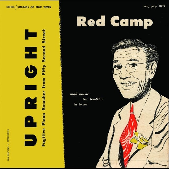 Red Camp UPRIGHT CD