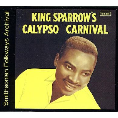 Mighty Sparrow KING SPARROW'S CALYPSO CARNIVAL CD