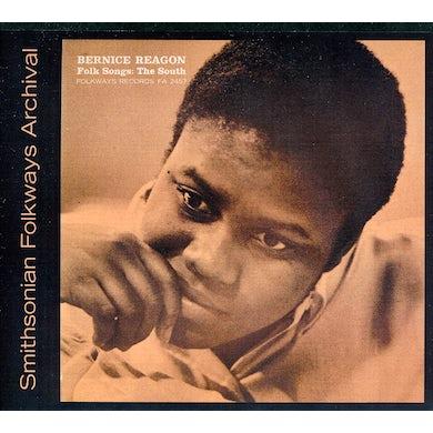 Bernice Johnson Reagon BERNICE REAGON; FOLK SONGS: THE SOUTH CD