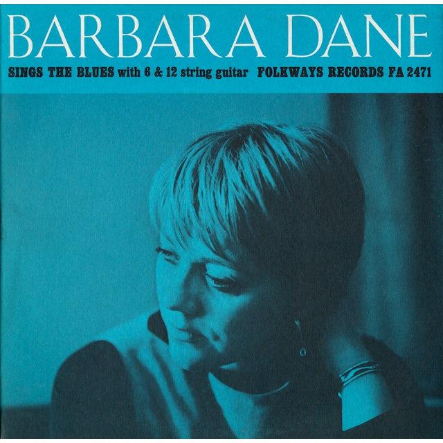 Barbara Dane SINGS THE BLUES CD