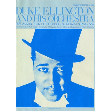 Duke Ellington FIRST ANNUAL TOUR OFPACIFIC NORTHWEST SPRING 1952 CD