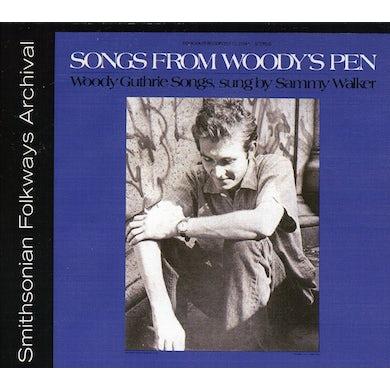 Sammy Walker SONGS FROM WOODY'S PEN CD
