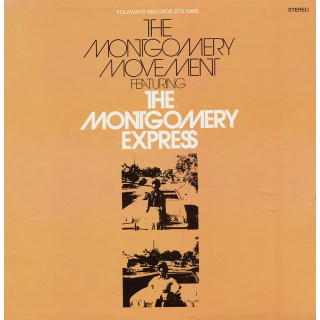 MONTGOMERY EXPRESS THE MONTGOMERY MOVEMENT CD