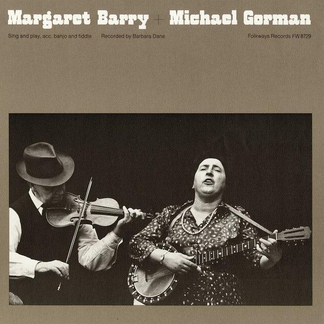 Margaret Barry AND MICHAEL GORMAN CD