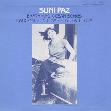 Suni Paz EARTH & OCEAN SONGS: CANCIONES DEL MAR CD