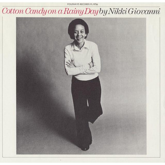 Nikki Giovanni COTTON CANDY ON A RAINY DAY CD