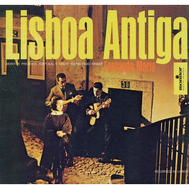 Fernanda Maria LISBOA ANTIGA CD