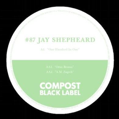 Jay Shepheard COMPOST BLACK LABEL 87 Vinyl Record