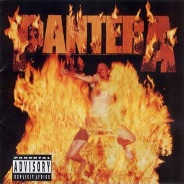 Pantera REINVENTING THE STEEL Vinyl Record