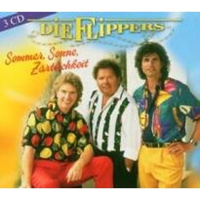Flippers SOMMER SONNE ZARTLICH CD